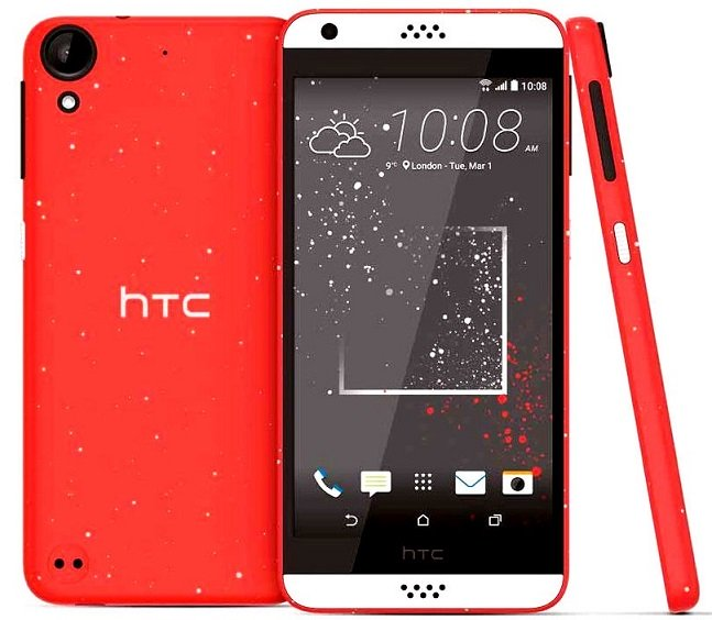 Photo of HTC Desire 630 in Nepal