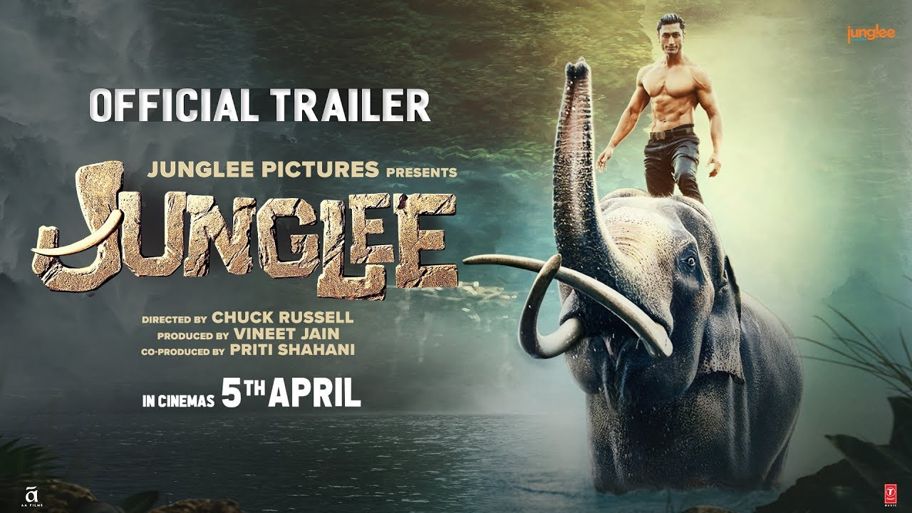 Photo of Junglee Official Trailer