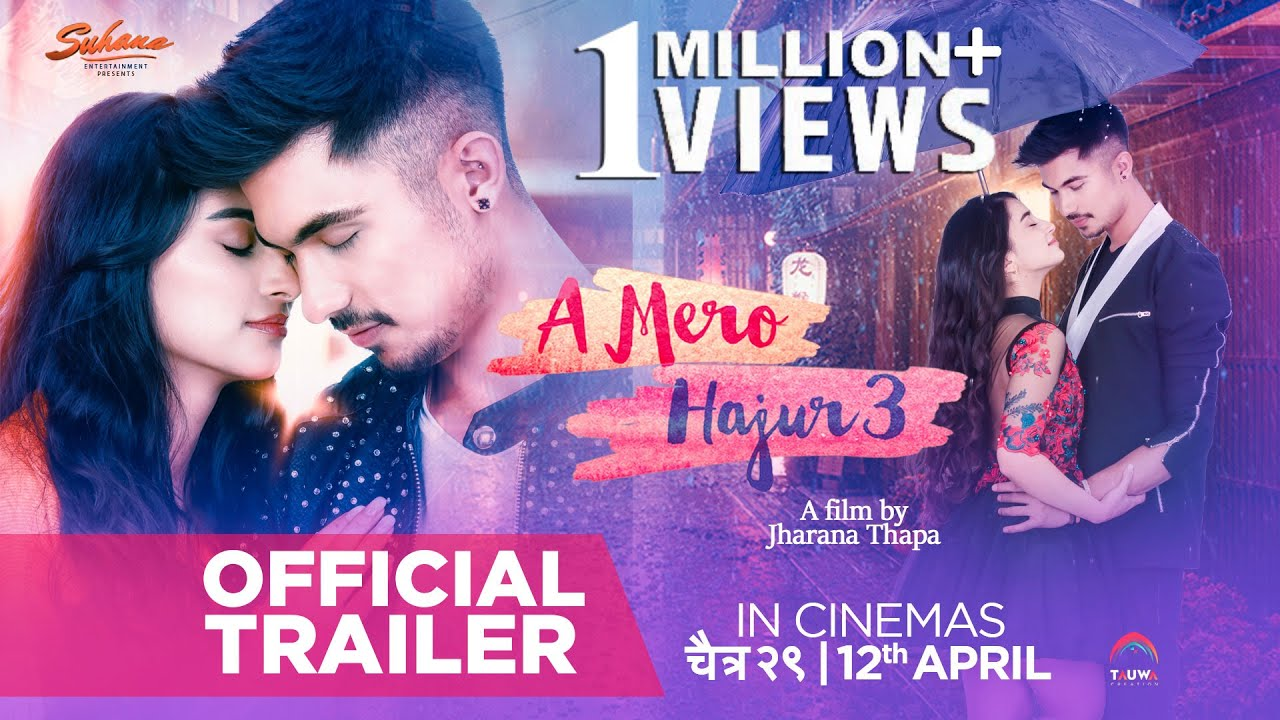 Photo of A Mero Hajur 3 | Nepali Movie Trailer 2019 | Anmol KC Suhana Thapa