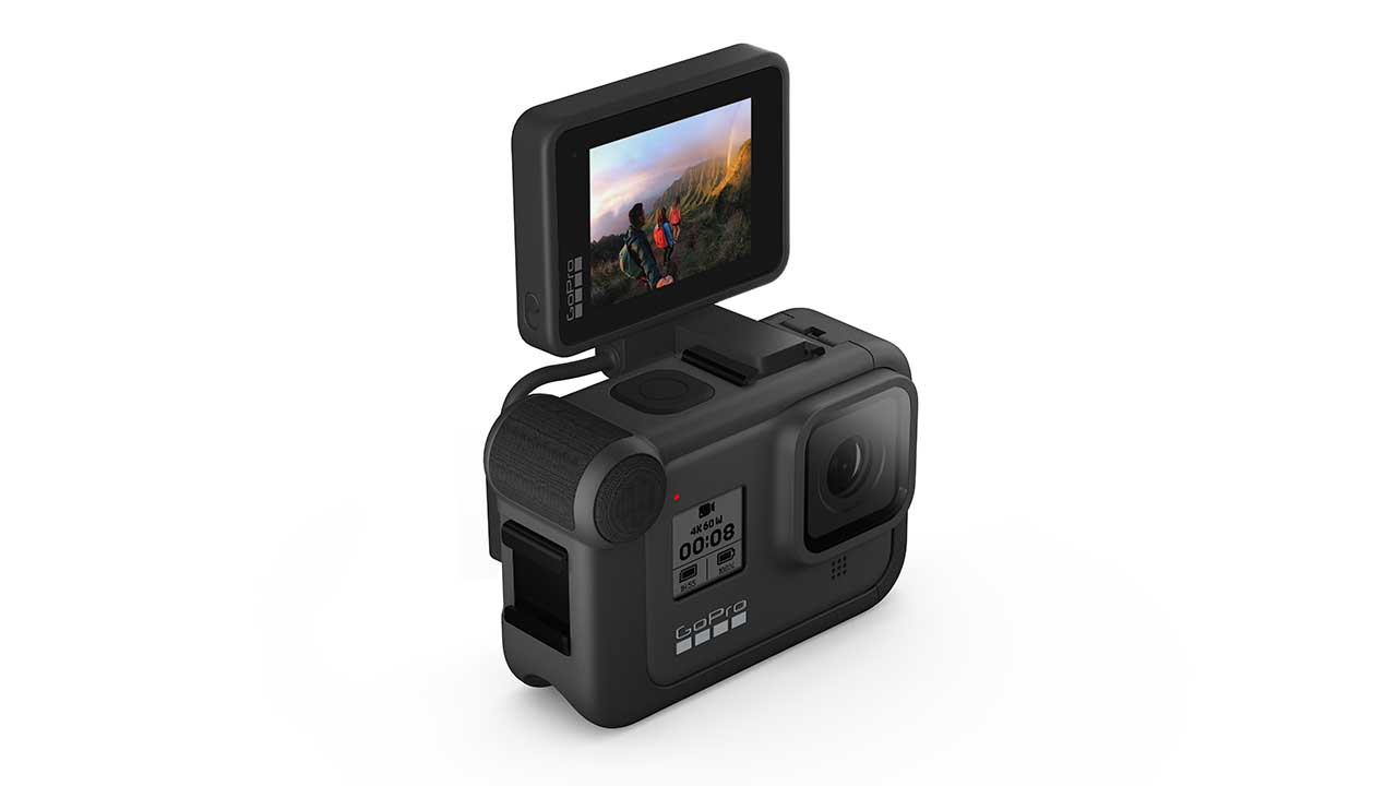 Photo of Leaked GoPro Hero 9 image shows it could have the DJI Osmo Action's best feature