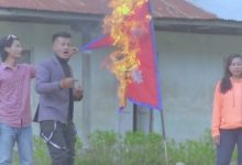 Photo of What happened to the people who burned the flag of Nepal?