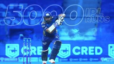 Photo of 5000 runs for Rohit Sharma in Dream11 IPL 2020, 3rd player to complete 5000 runs in IPL