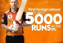 Photo of David Warner becomes first overseas player to score 5000+ runs in IPL,  Player to score fastest 5000 runs.