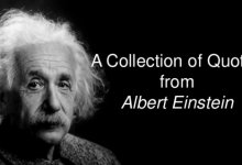 Photo of 10 Inspiring Quotations: Albert Einstein