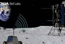 Photo of Nokia awarded by Nasa for deploying 4G network on surface of moon, Can be achieved by 2028