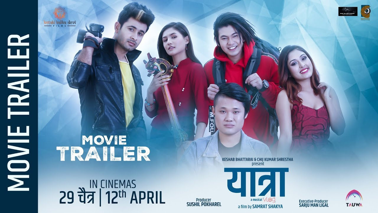 Photo of YATRA – New Nepali Movie Trailer || Salin Man Bania, Malika Mahat, Salon, Prechya, Rear, Jahanwi