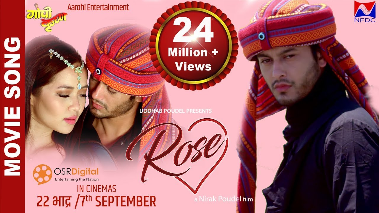 "Photo of PHOOL HOINA – ""ROSE"" Movie Song 