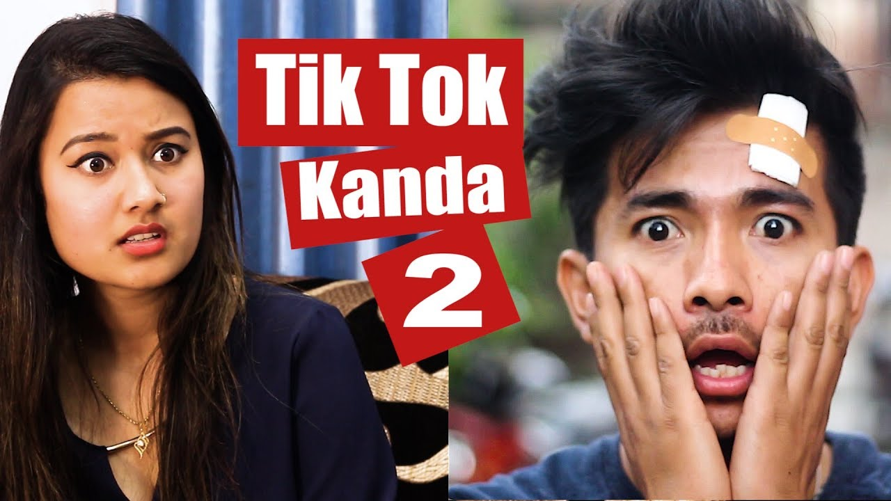 Photo of TikTOk Kanda 2| AAjkal Ko Love Ep – 77 | Jibesh | Riyasha | March 2019 | Colleges Nepal