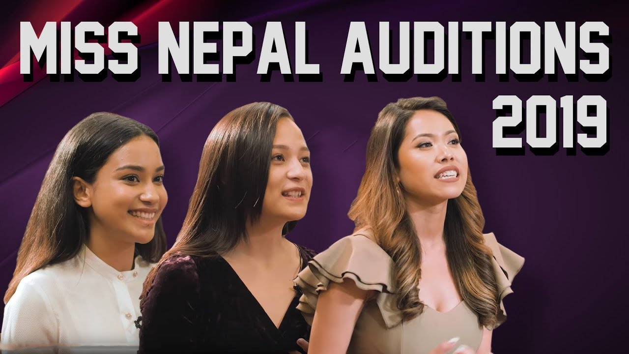 Photo of | Journey to Miss Nepal 2019 | Episode 1 | Kathmandu Audition |