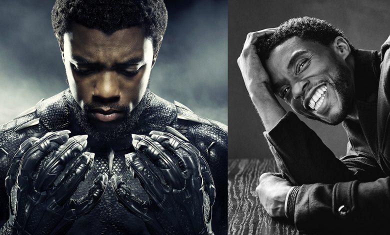 Photo of Chadwick Boseman, Star of 'Black Panther,' Dies at 43