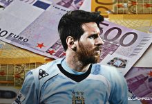 Photo of Barcelona captain Lionel Messi becomes the football's second billionaire