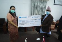 Photo of India gives Rs 1.54 billion to Nepal as a part of post-earthquake recreation help