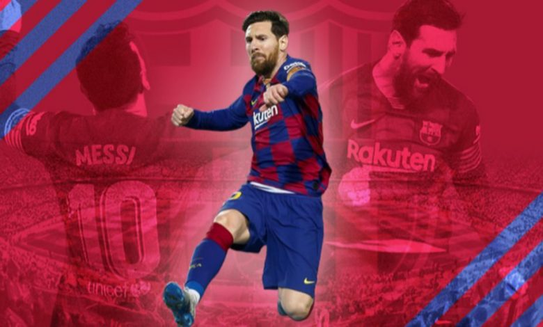 Photo of MESSI TO REMAIN AT BARCELONA