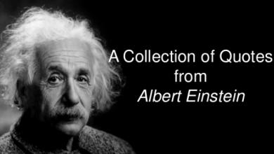 Photo of 10 Inspiring Quotations: Albert Einstein