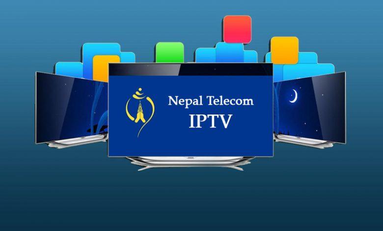 Nepal Telecom's IPTV