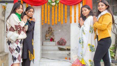 Sarswati Pooja